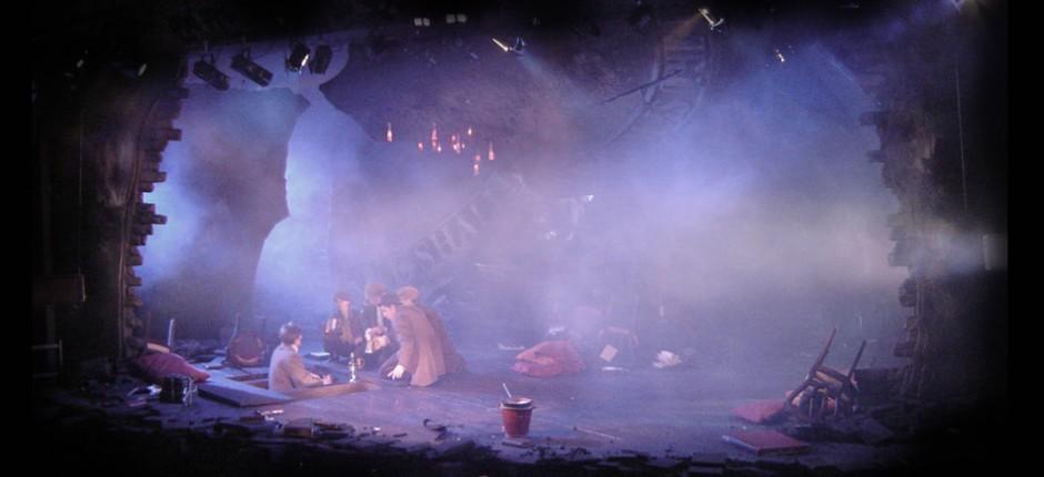 Fagin's lair