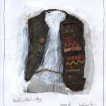 Launce waistcoat web