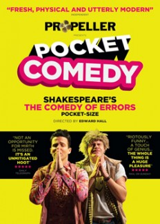 Pocket Comedy poster