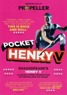 Pocket Henry poster