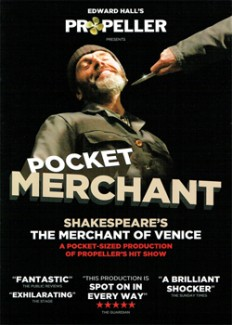 Pocket Merchant poster