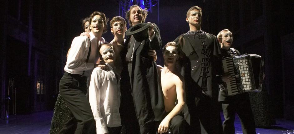 Twelfth Night zanies